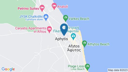 Filoxenia Studios Map