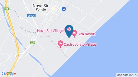 Sira Resort Map