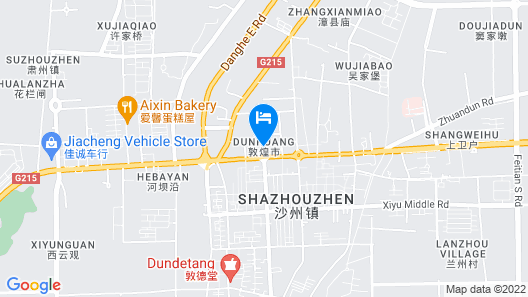 Dunhuang Season Boutique Hotel Map