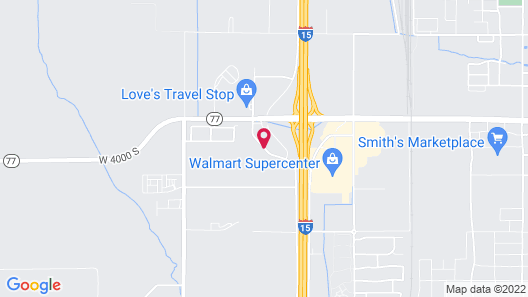 Days Inn by Wyndham Springville Map