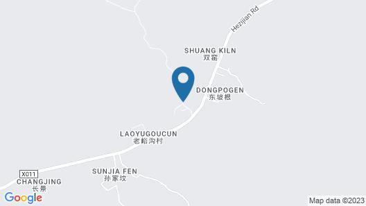 Beijing Migrator Mountain Resort Map