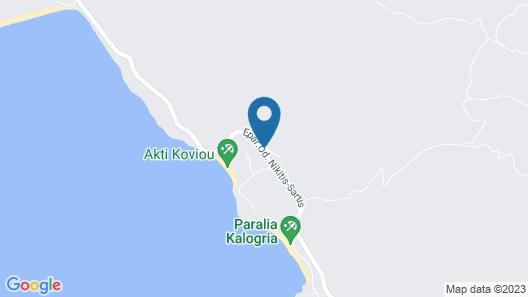 Koviou Holiday Village Map