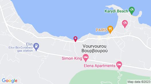 Thalassokipos Map