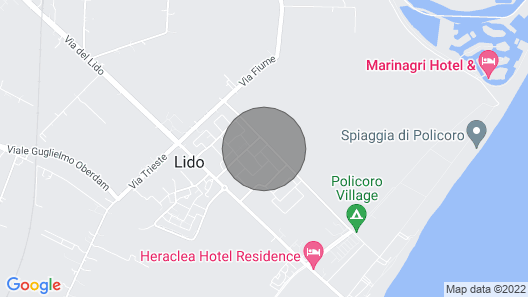 independent elegant villa Map