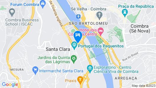 Riversuites Map