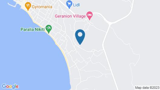 Nikitihouse Apartment Map