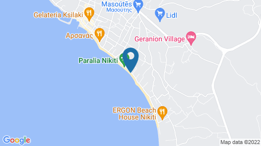 Assano Sea Front Luxury Map