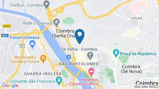 Sophia Residences Map