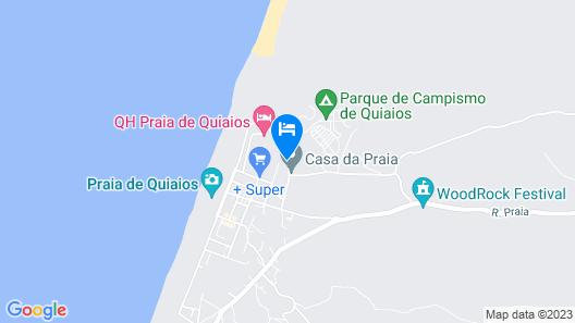 ComVida Quiaios Map