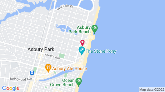 Asbury Ocean Club Map