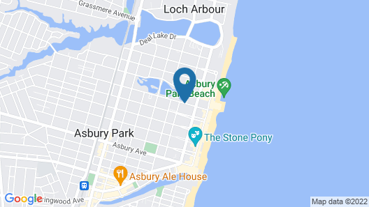 The Asbury Map