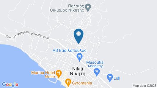 Katerina's House Map