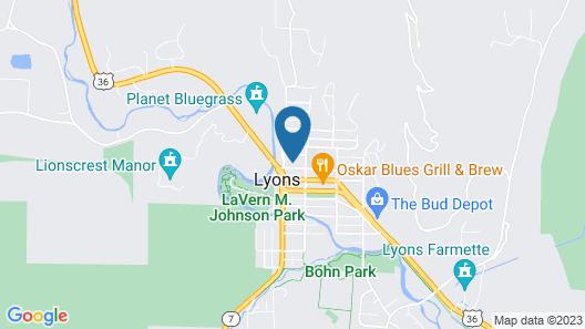 Little Log Cabin Map
