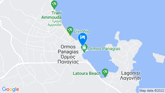 Barbagiannis House Map