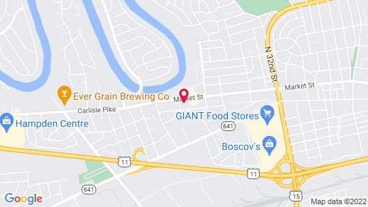Hampton Inn ( Not a Hilton Affiliate ) Camp Hill-Harrisburg SW