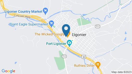 Thistledown At Seger House Map