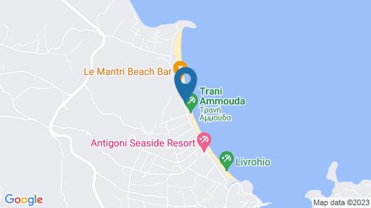 Ammouda Villas Map