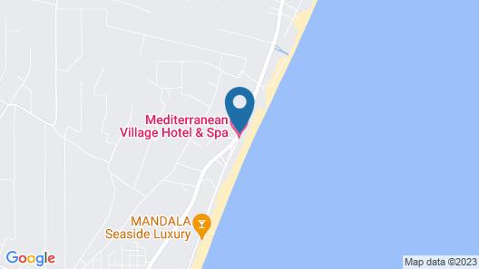 Mediterranean Village Hotel & Spa Map
