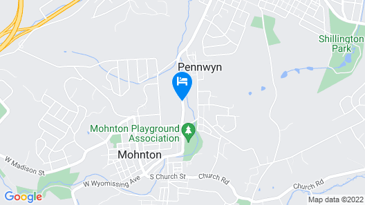 Country Inn Motel Map