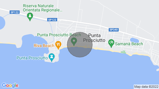 Casa Ida 2D With Veranda Map