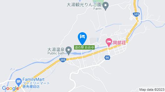Hotel Kazuno Map