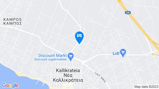 Heraion Map