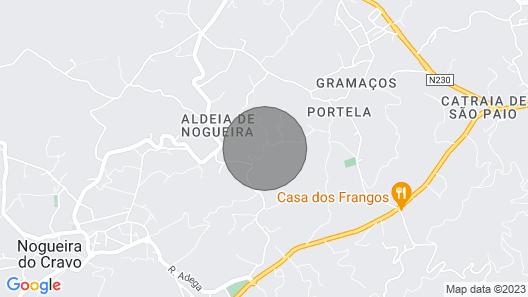 Orange Olives - Casa Vermelha Map