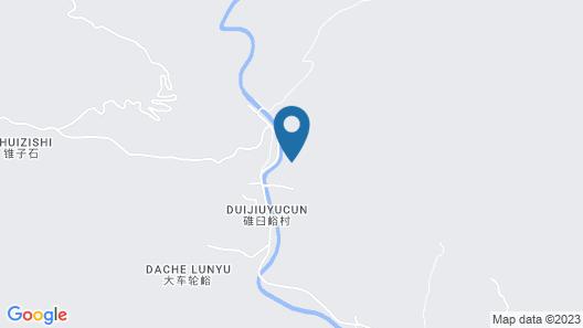 Yi She Mountain Inn Map