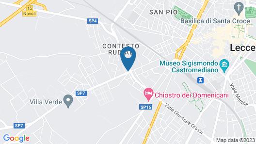 Dimora del Duca Masseria B&B Map