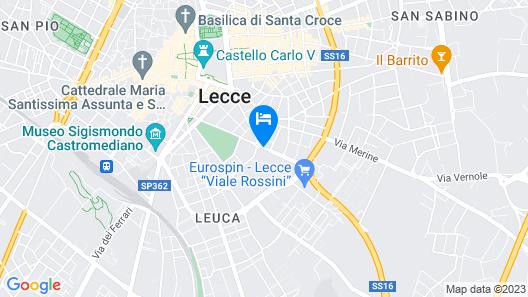 Torre del Parco - 1419 Dimora Storica Map