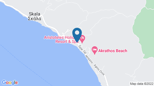 Agrelia House Map