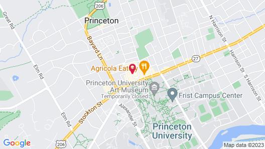 Nassau Inn Map