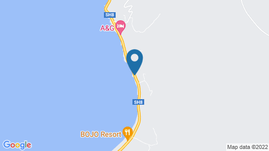 Hotel Divers Map