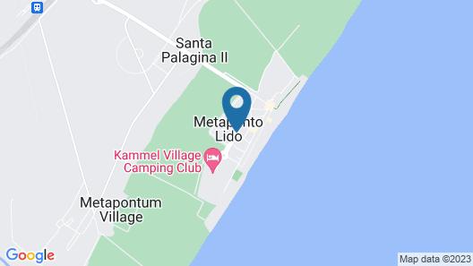 Residence Ex Colonia Marina Map