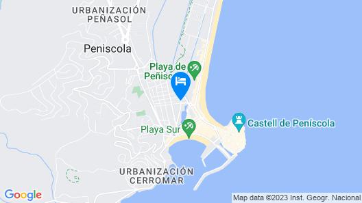 Hotel RH Don Carlos & SPA Map
