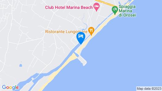 Sisula Country Hotel&SPA Map