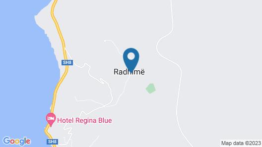 Pastarella Radhime Map