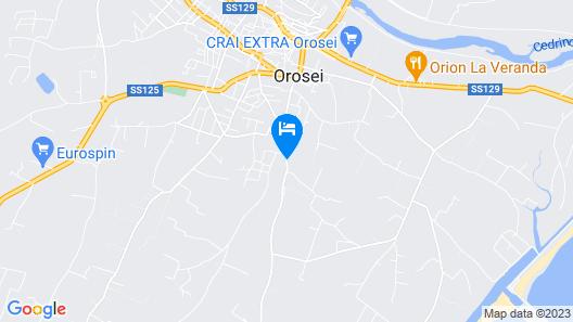 Hotel Maria Rosaria Map