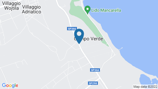 Campoverde Village-Residence Map