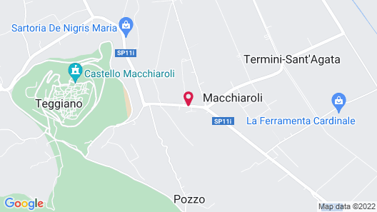 Marchesina Resort Map
