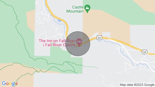 Sunnyside Knoll by Rocky Mountain Resorts Map