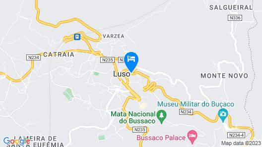INATEL Luso Map
