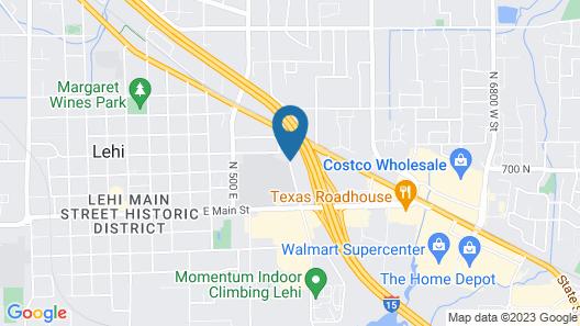 Days Inn by Wyndham Lehi Map