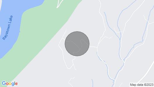 Lenga Hill Lodge At Raystown Lake, PA Map