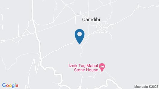Villa Manco Butik Otel Map