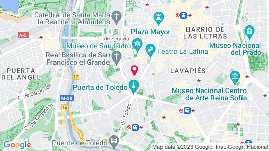 L&H La Latina Map