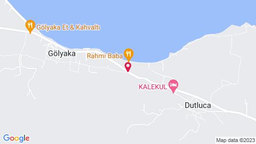 Rahmi Baba 1966 Map