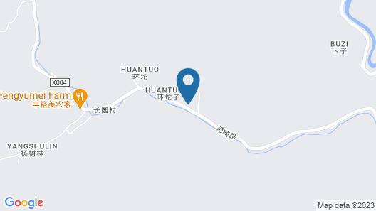 Beijing Changsiyuan Inn Map