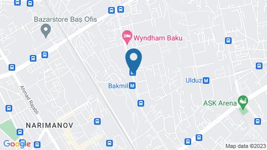 Rich Hotel Map