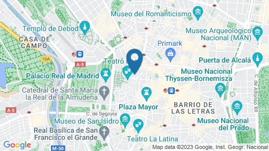 Room Mate Mario Map